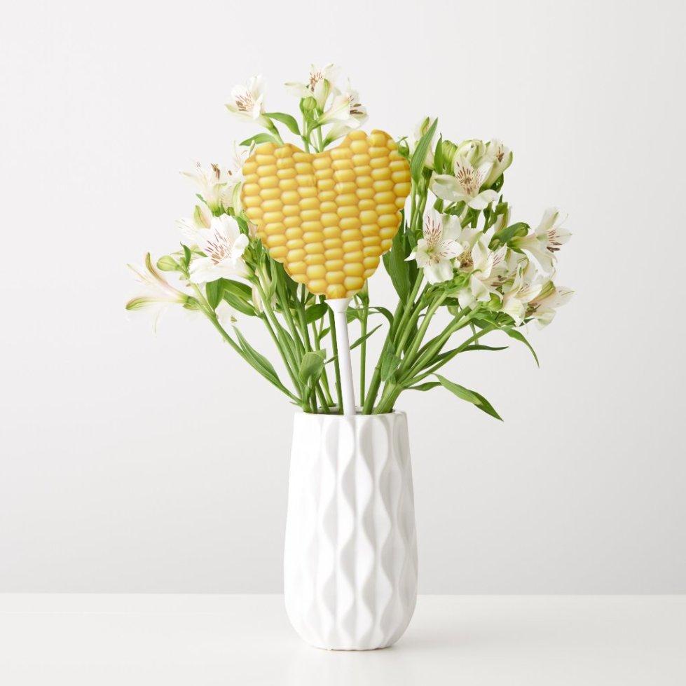 Corn Cob Background Balloon