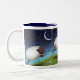 Counting Sheep Mug mug