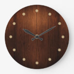 Country Kitchen Clock