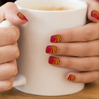 Crazy Designs Minx Nails Minx® Nail Art