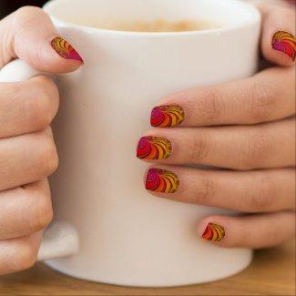 Crazy Designs Minx Nails Minx® Nail Art