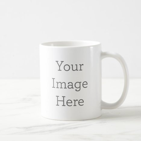 Create Your Own 11oz Coffee Mug