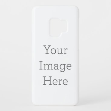 Create Your Own Case-Mate Samsung Galaxy S9 Case