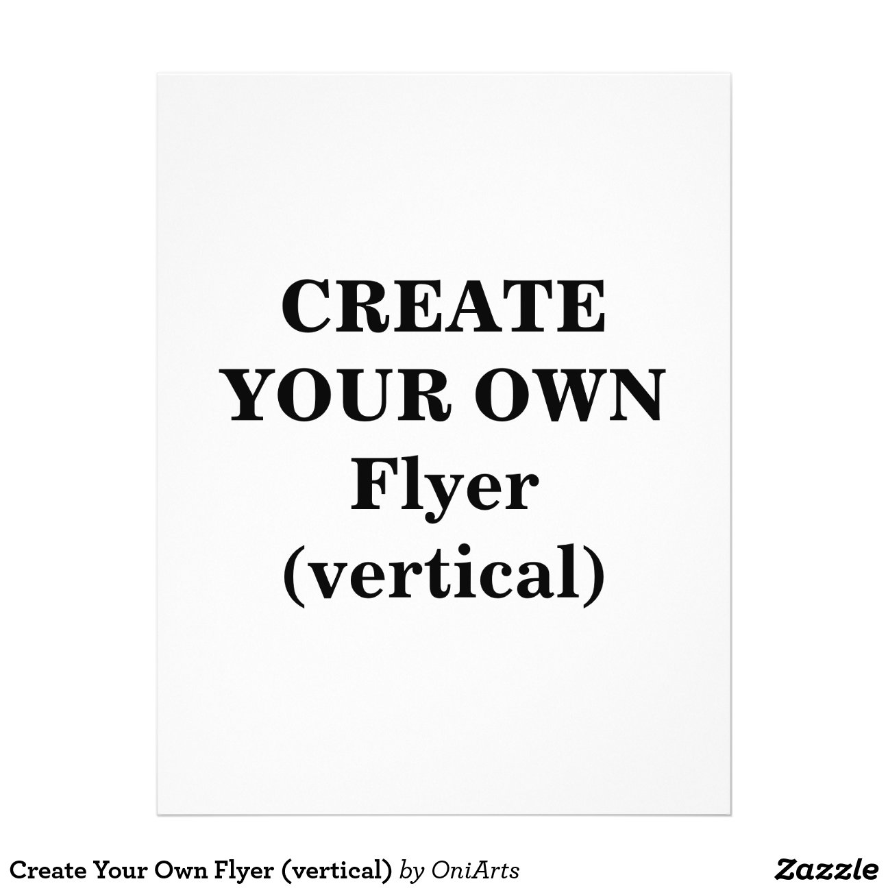 create_your_own_flyer_vertical