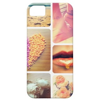 Create Your Own Instagram iPhone 5 Case