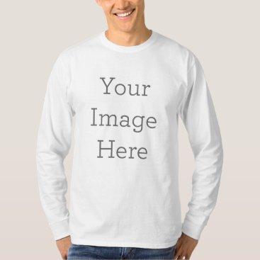 Create Your Own Men's Basic Long Sleeve T-Shirt