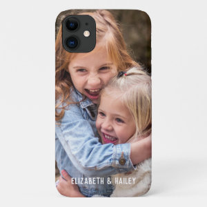 Create Your Own Personalized Photo iPhone 11 Case