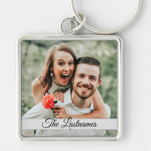Create Your Own Personalized Photo Keychain