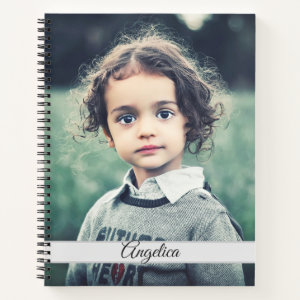 Create your Own Photo Image Notebook