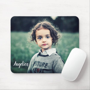 Create Your Own Photo Mouse Pad