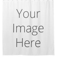 Create Your Own Shower Curtain | Zazzle