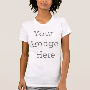 Create Your Own White American Apparel Tshirt
