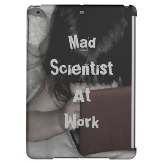 CricketDiane iPad Case Funny Humor Computers