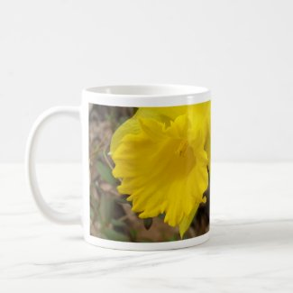 CricketDiane Spring Jonquils Flower Designs mug