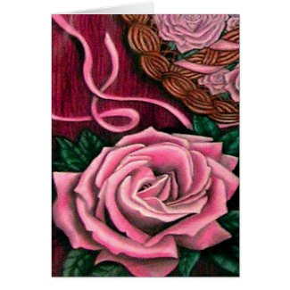 Cricket's Roses Designer Products card