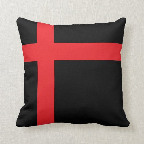 Crosshair Throw Pillow