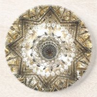 'Crystal' Coaster | Zazzle