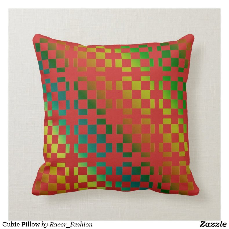 Cubic Pillow
