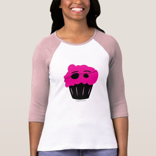 Cupcake Pirate shirt
