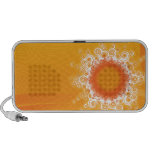 Curly Sunshine Customizable Design speakers