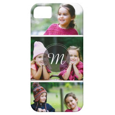 Custom 3 Photo iPhone 5 / 5S Case