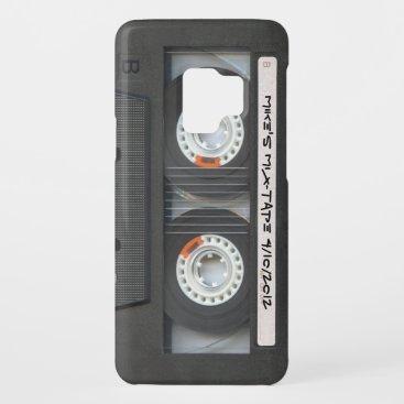 Custom Mix-Tape Samsung Galaxy S Case