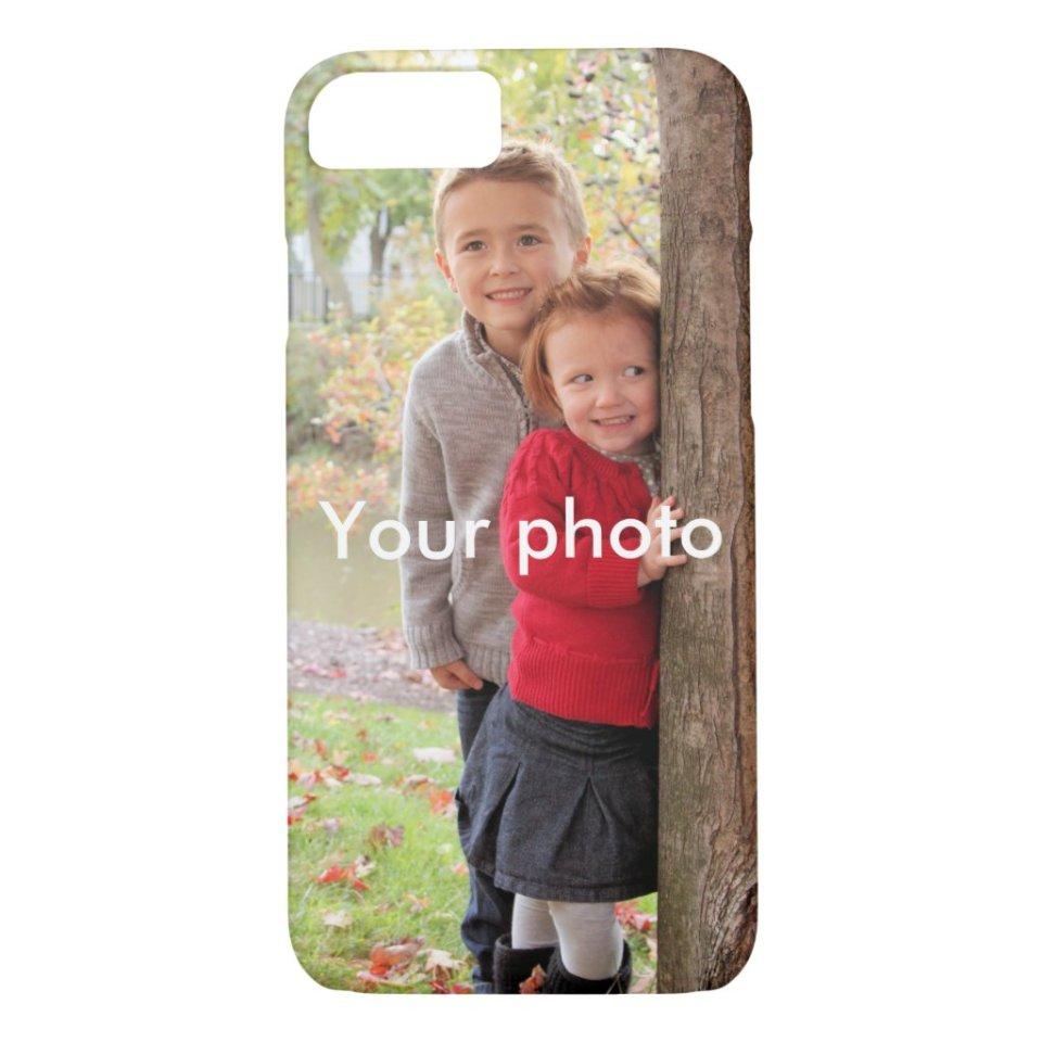 Personalized Custom Photo Phone Case