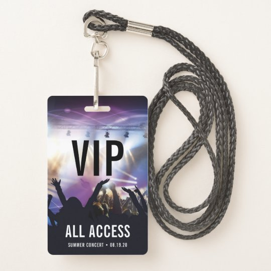custom vip all access