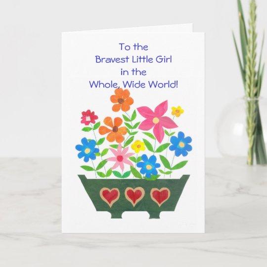 customizable get well card