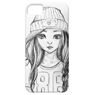 Drawing Phone Case iPhone SE iPhone 55s Cases Zazzle