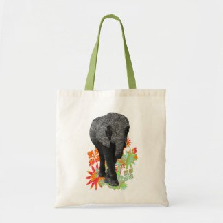 Cute Hippie Elephant bags