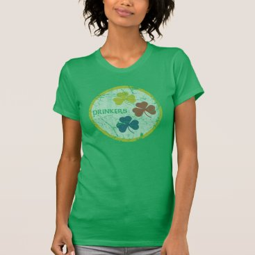 Cute Irish Pittsburgh Drinkers St Patrick's Day T-Shirt