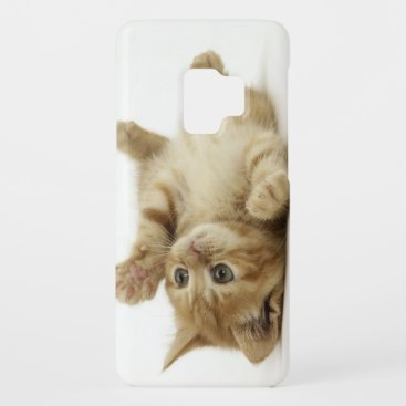 Cute Kitten Case-Mate Samsung Galaxy S9 Case