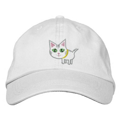 inyii9dyco: cat in hat