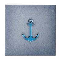 Anchor And Heart Ceramic Tiles   Zazzle