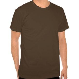 Cute Trotting Cartoon Deer T-Shirt shirt