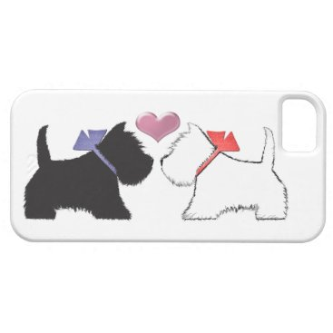 Cute Westie Dogs Samsung Galaxy S3 Electronic Case