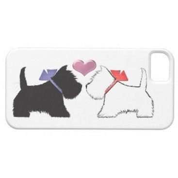 Cute Westie Dogs Samsung Galaxy S3 Electronic Case