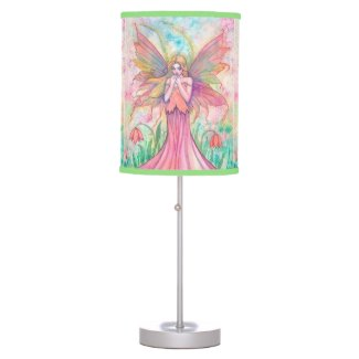 Cute Wildflower Fairy Lamp
