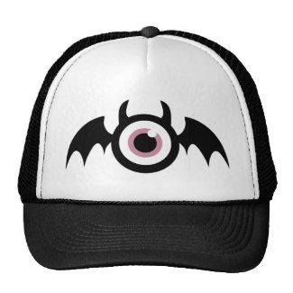 Cute Wingeye Monster hat