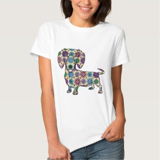 Dachshund - Colored T-shirt