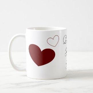 Daddy's Baby Girl Mug mug