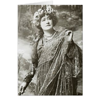 Dame Ellen Terry Greeting Cards