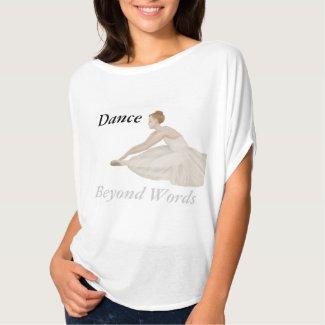 Dance Dancers Ballerina Ballet Dancer CricketDiane Shirt