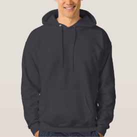 Dance Dark Grey Hoodie (customizable)
