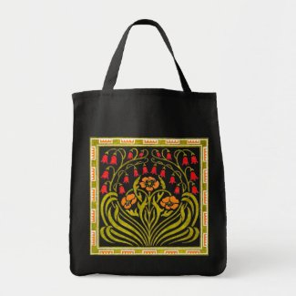 Dance of the Flowers bag