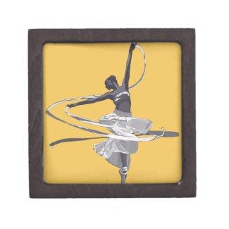 Dancer Premium Jewelry Boxes