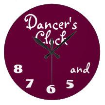 Dancer's Clock