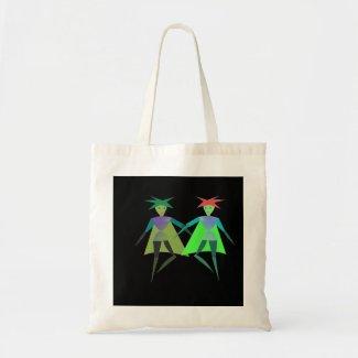 Dancing Elves Bag bag