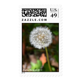Dandelion Stamps